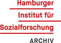 Logo Hamburger Institut für Sozialforschung Archiv
