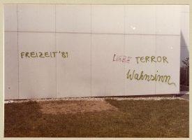 ... Graffitis von